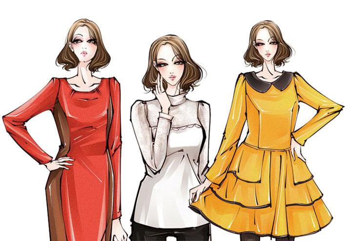 服装设计长期班(签约就业)(全日制)